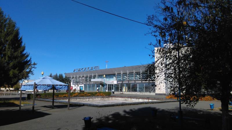 Аэропорт Беслан — гражданский аэропорт города Владикавказа.