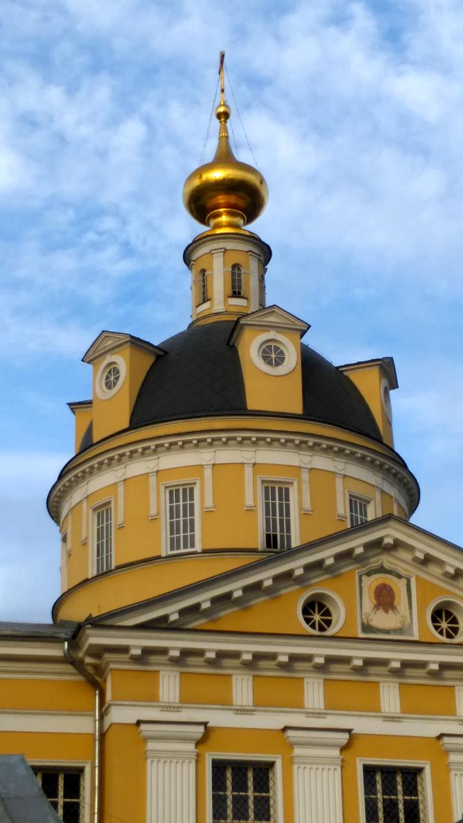 Покровский собор. Рогожская Слобода.