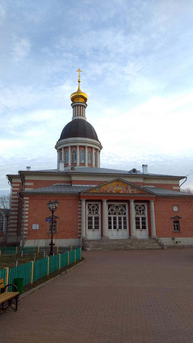 В 1995 году храм был возвращен Русской Православной Старообрядческой Церкви. Храм был восстановлен в 2008 г. 2 декабря 2008 года состоялась торжественная церемония установки креста на куполе храма. Вместе с установленным крестом высота храма составила 47 метров.