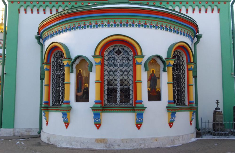 Храм Николы Чудотворца в Рогожской Слободе.