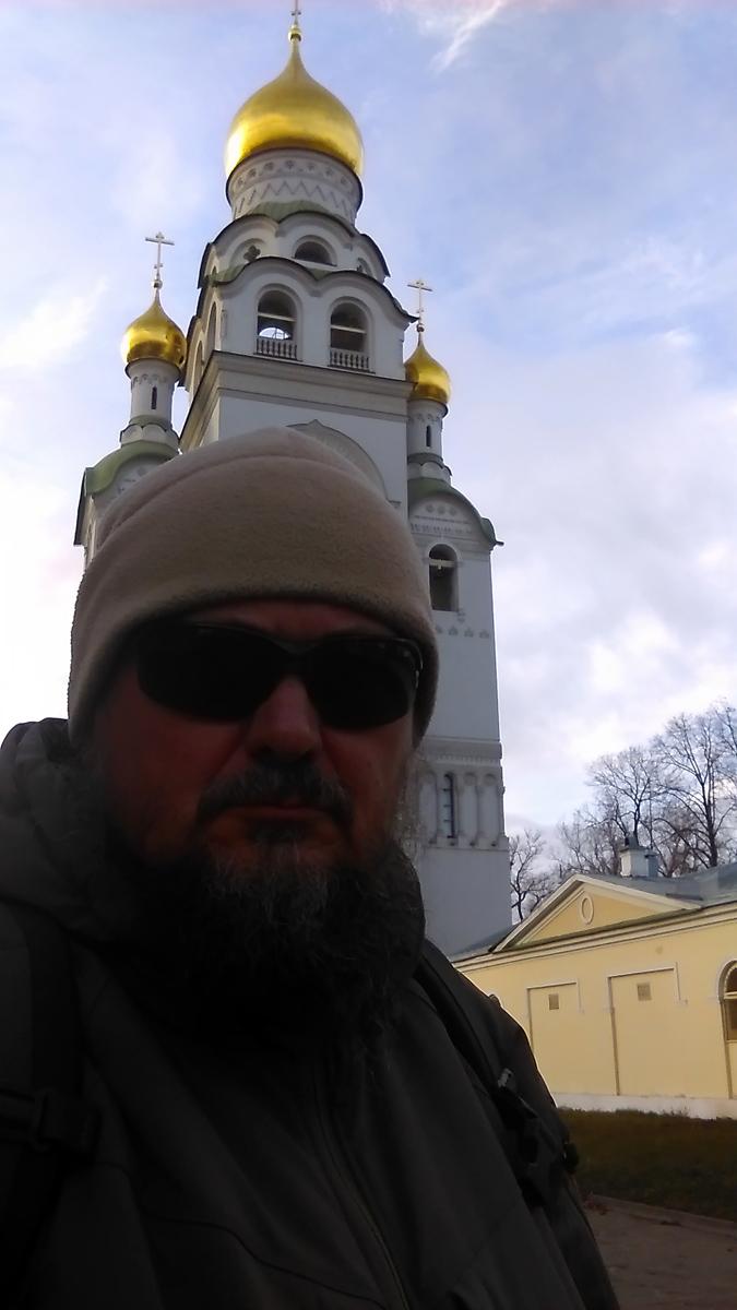 17 октября 2018. Пожалуй, самое интересное место, которое я посетил в октябре, это Рогожская Слобода.
