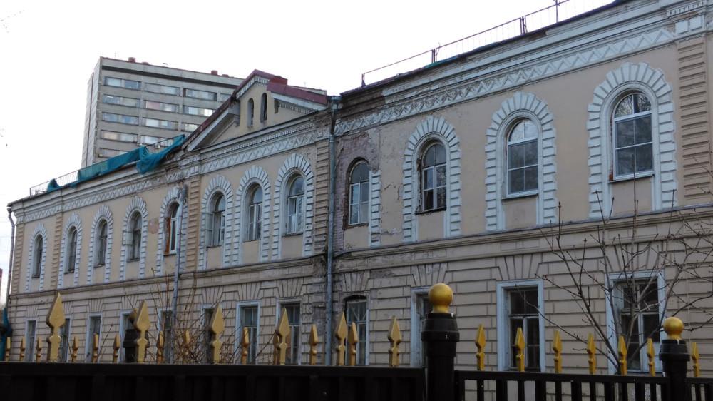 В настоящее время используется в качестве гостиницы.