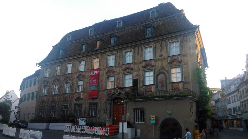 Здание городского музея Haus zum Cavazzen (Особняк Каваццо).