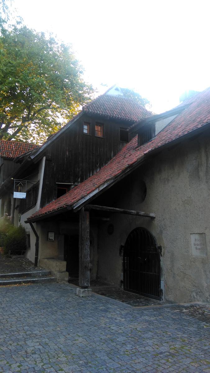 Старейшая церковь города, Peterskirche, самая старая часть которой была построена около 1000 г.