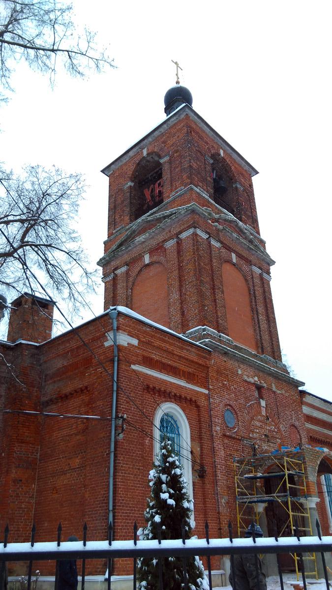 В 1990-е гг. здание передано общине верующих. В храме восстановлен пол, возобновлен иконостас. Полностью поставлены купола на храме и колокольне, проводятся регулярные богослужения. Строительно-восстановительные работы продолжаются.