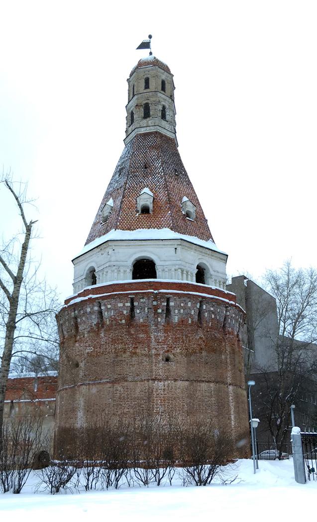4 марта 2018. Симонов монастырь