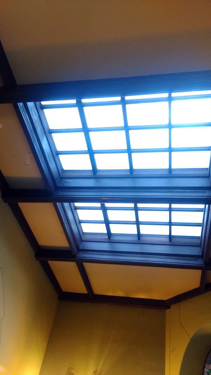 Стеклянный потолок...