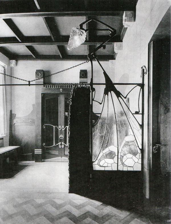Вот, так лампы-стрекозы выглядели раньше. (архивное фото)