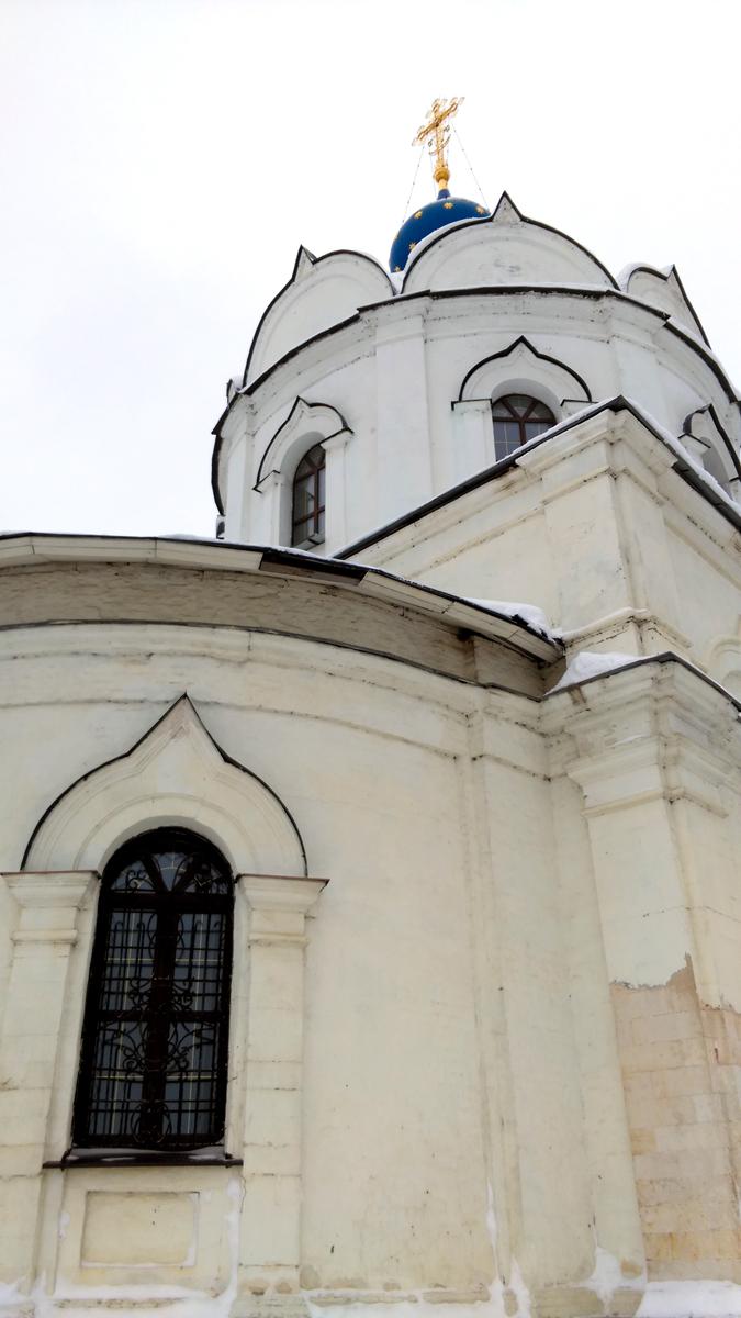 В 1991 году полуразрушенный храм был возвращен верующим.