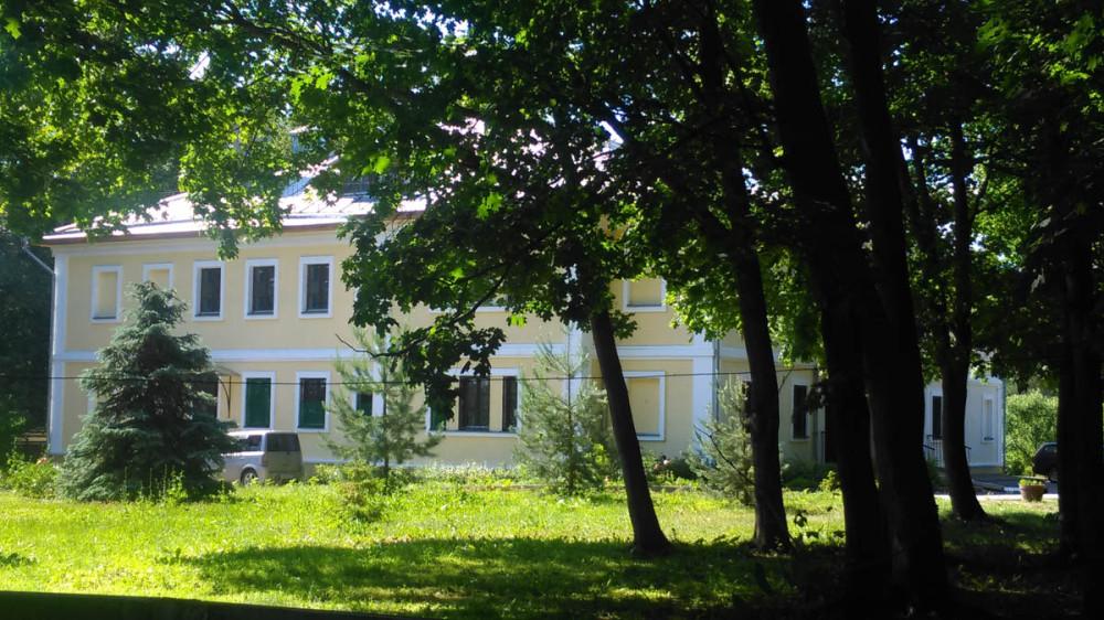 Старческий дом. Богадельня московского Иоанно-Предтеченского ставропигиального женского монастыря.