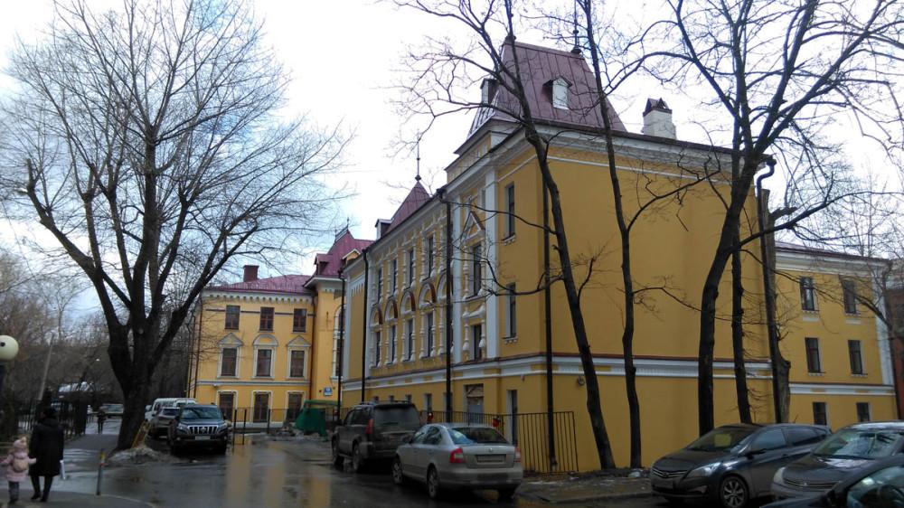 Исторический «Горбовский дом дешевых квартир»