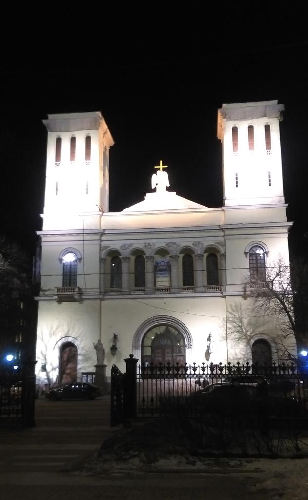 Лютеранская церковь Святого Петра и Павла