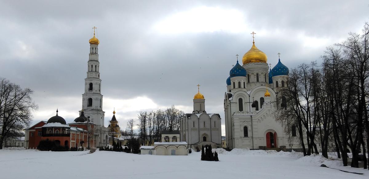 Николо-Угрешский монастырь (Дзержинский)