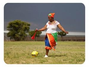 Футбольные бабушки (ЮАР)