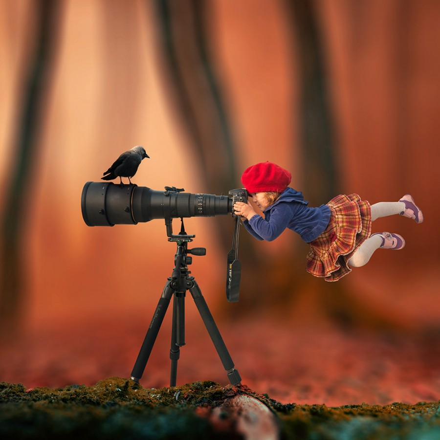The-little-hunter-by-Caras-Ionut