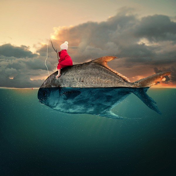 Water-world-girl-by-Caras-Ionut