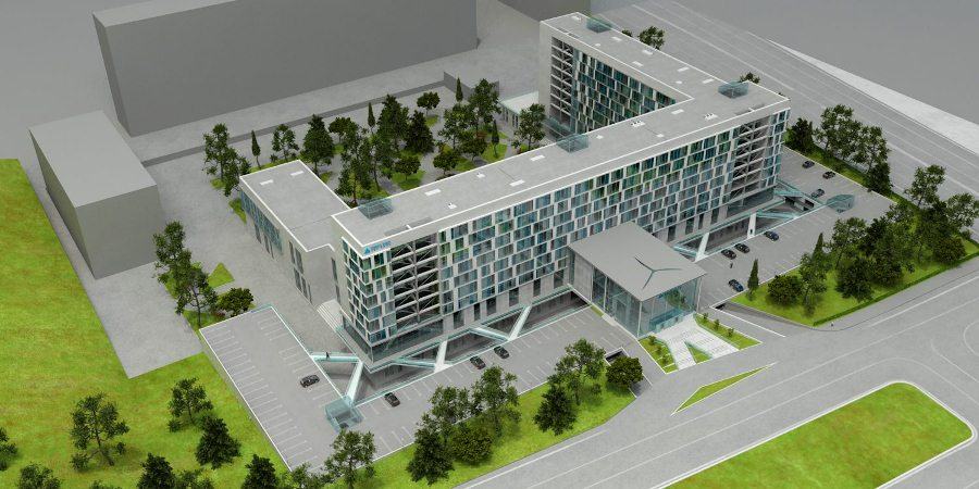 Тбилиси,некоторые проекты реконструкции бывшего  здания Закавказского Военного Округа  (1)