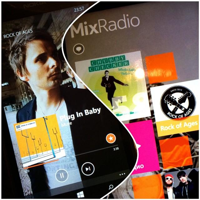 RoA на MIX Radio