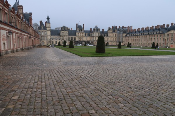 Фонтебло Замок Наполеона.JPG