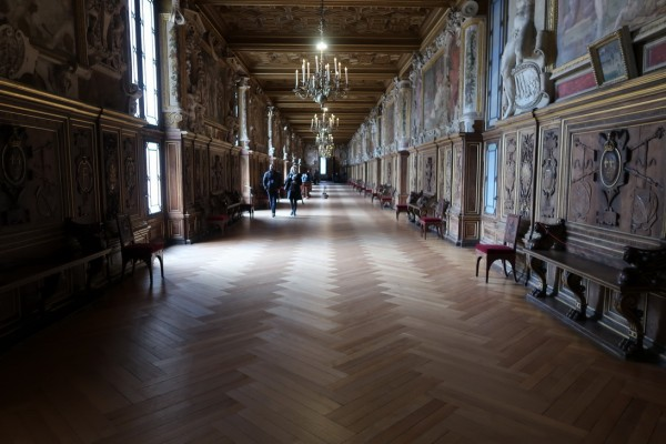 Фонтебло Замок Наполеона2.JPG