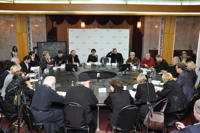 Второй день работы Изборского клуба в Ульяновске.
