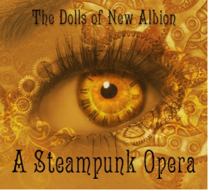 main picture A steampunk opera
