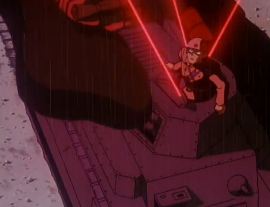 Квантунский танкист