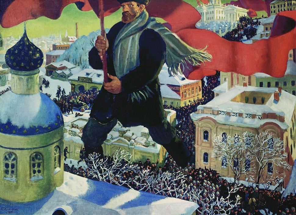 Борис Кустодиев - Большевик - 1920.jpg