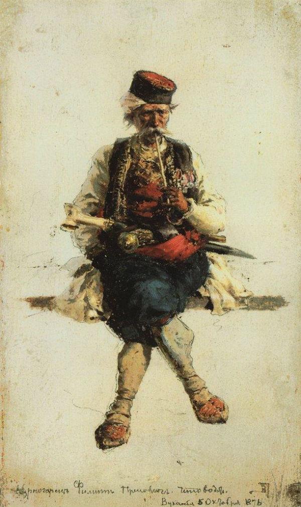 Василий Поленов - Черногорец - 1876.jpg