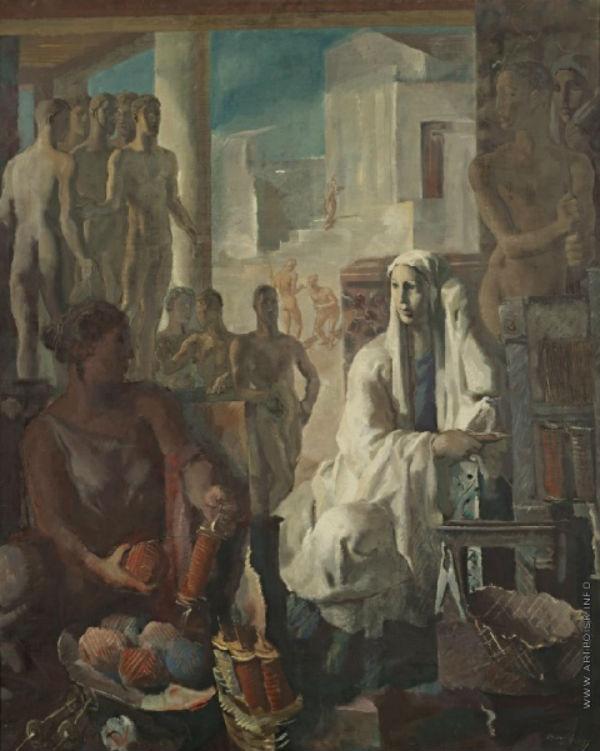 Александр Яковлев - Пенелопа - 1929.jpg