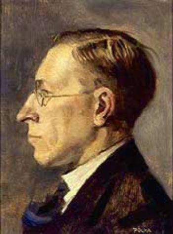 Tibor Polya (1886 – 1937) Портрет Фредерика Гранта Бантинга - 1925.jpg