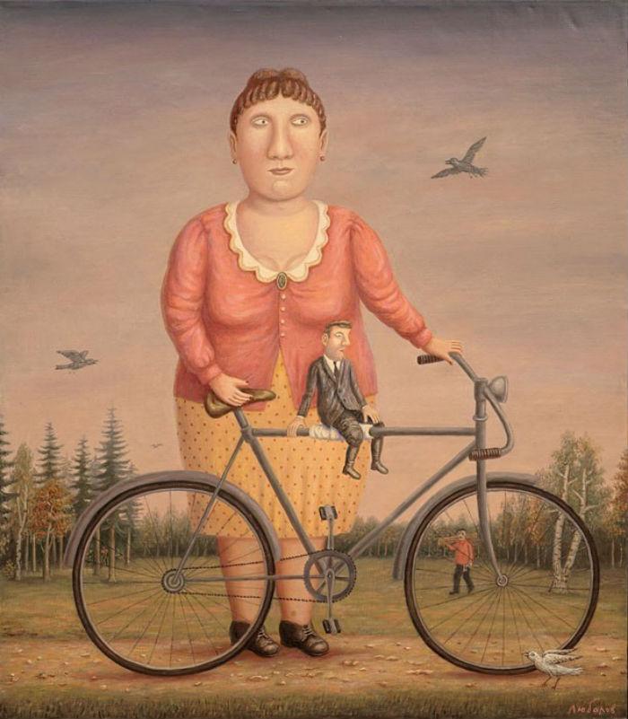 16-Прогулка с велосипедом и мужчиной.jpg