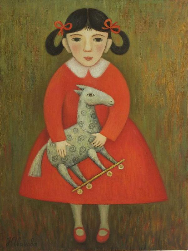 6-Наталия Александровна Иванова - Моя лошадка - XXI век.jpg