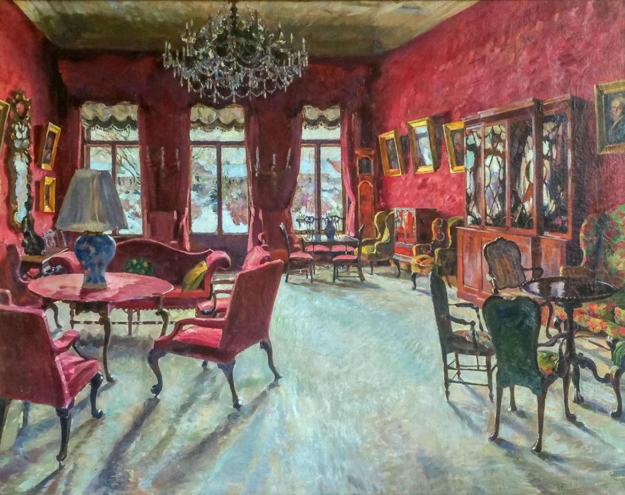 2-Красная гостиная - 1910-е годы.jpg