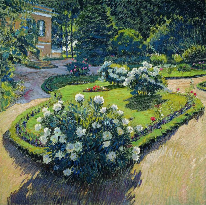 5-Сад осенью - 1910.jpg