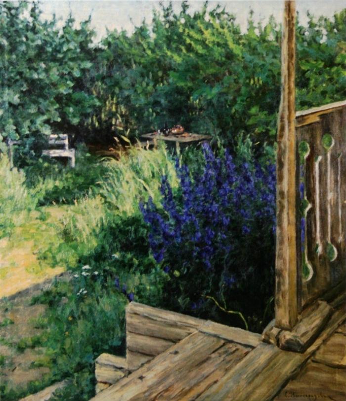 7-В саду - 1910-е годы.jpg