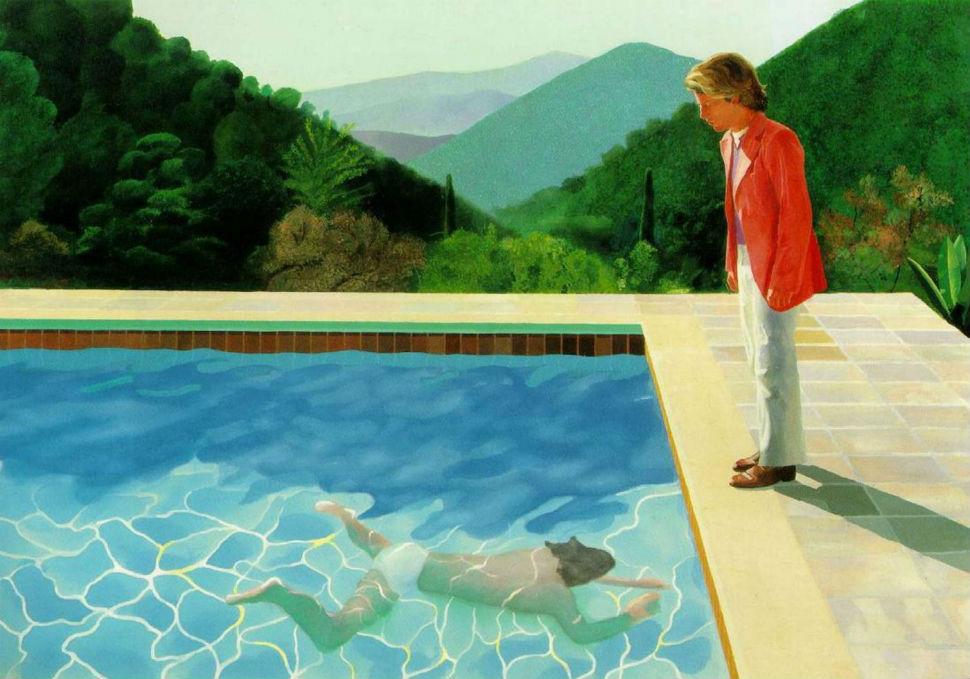 4-Хокни - Портрет художника (Бассейн с двумя фигурами) - 1972.jpg