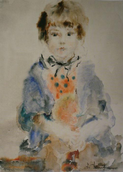 2-Портрет сына Серёжи - 1943.jpg