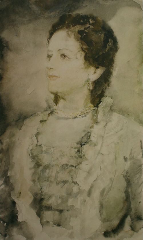 3-Портрет актрисы Дарьи Зеркаловой.jpg