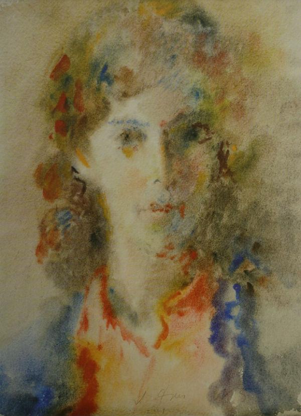 6-Женкий портрет - 1940-е.jpg