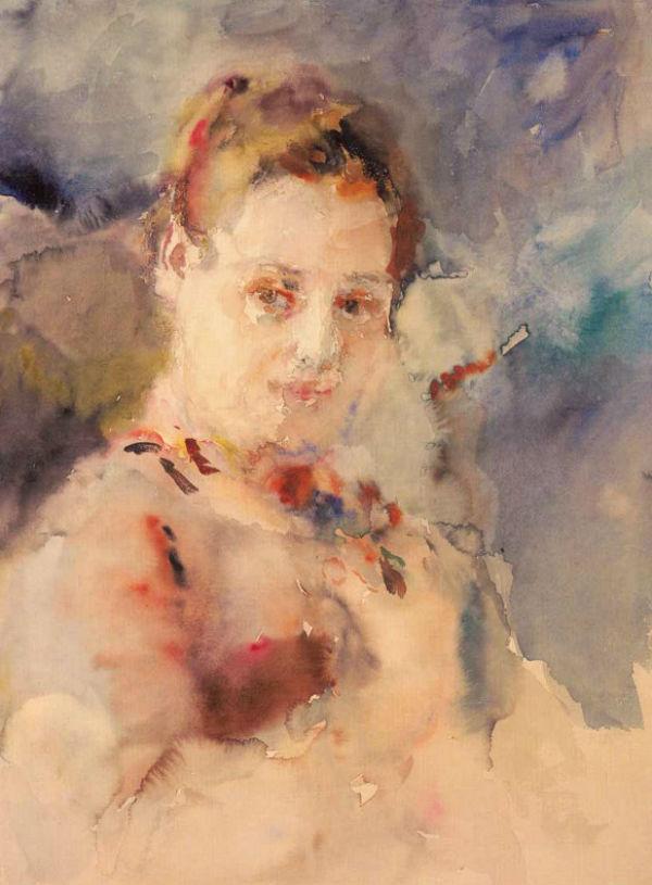 16-Женский портрет - 1939.jpg