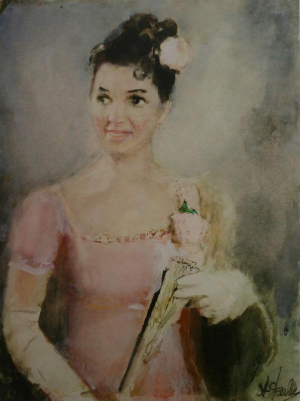 17-Галина Вишневская в партии Наташи Ростовой - 1960-1962.jpg