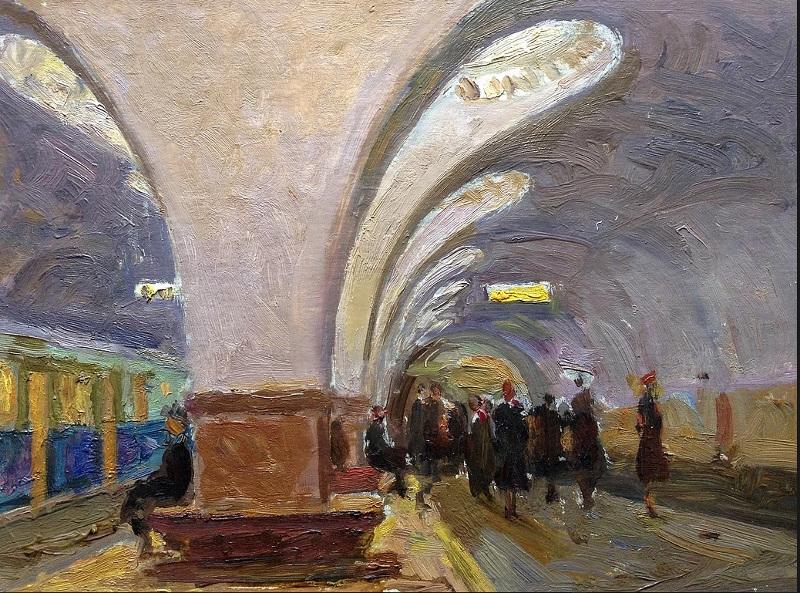 Станция метро «Сокол» Москва.jpg