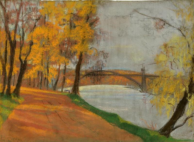 17-В Нескучном саду - 1920-е годы.jpg