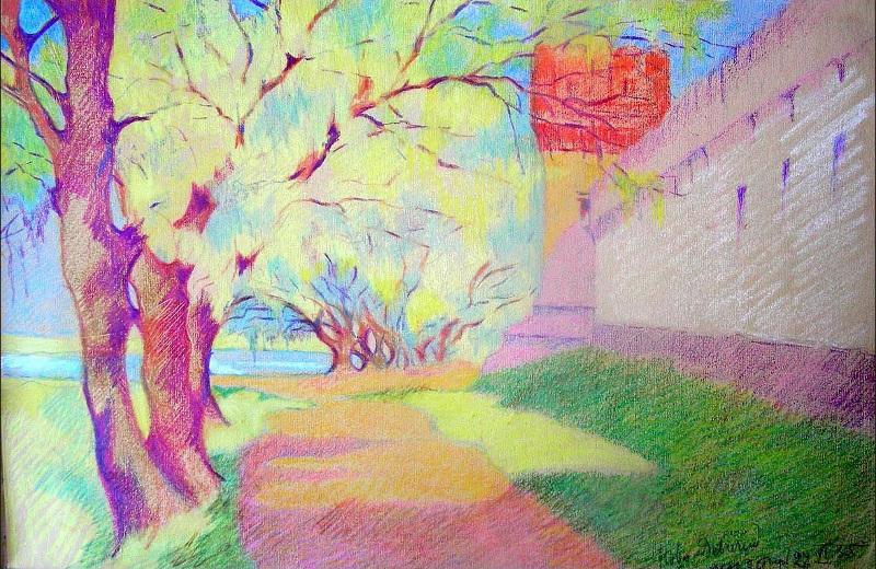 27-Новодевичий монастырь - 1938.jpg