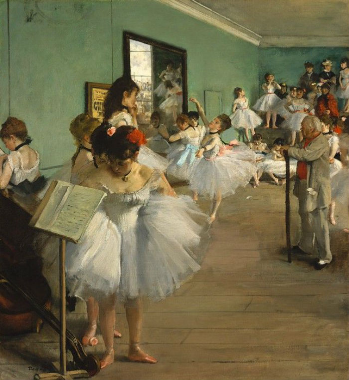 Эдгар Дкга - Балетный класс 1.jpg