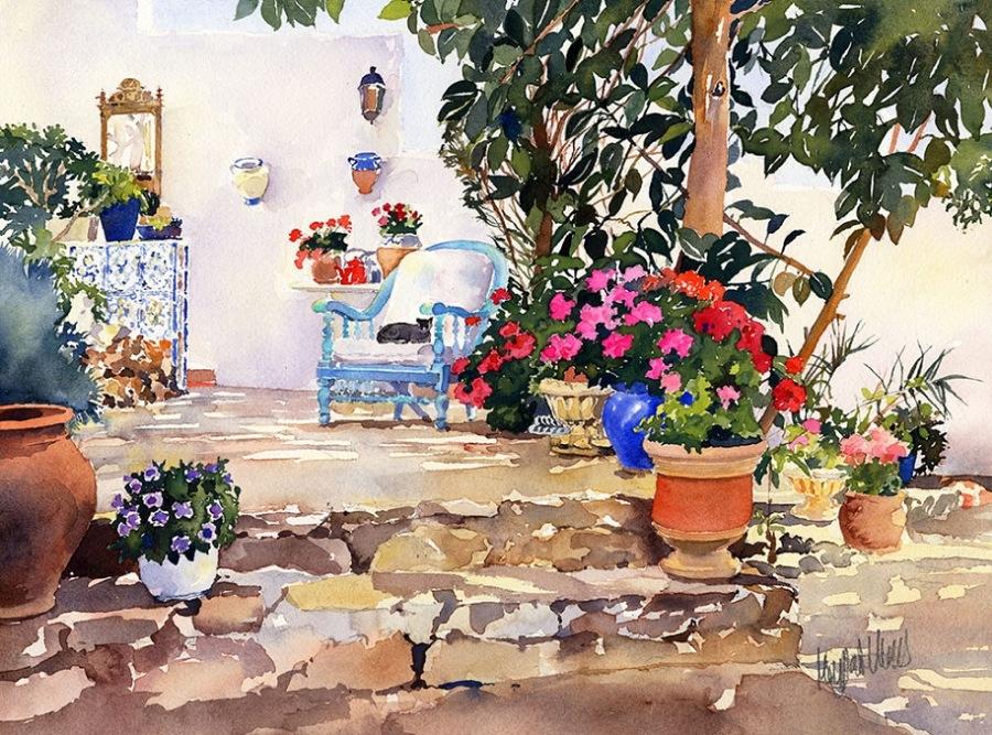 17-Сад Юты с цветами и горшками.jpg