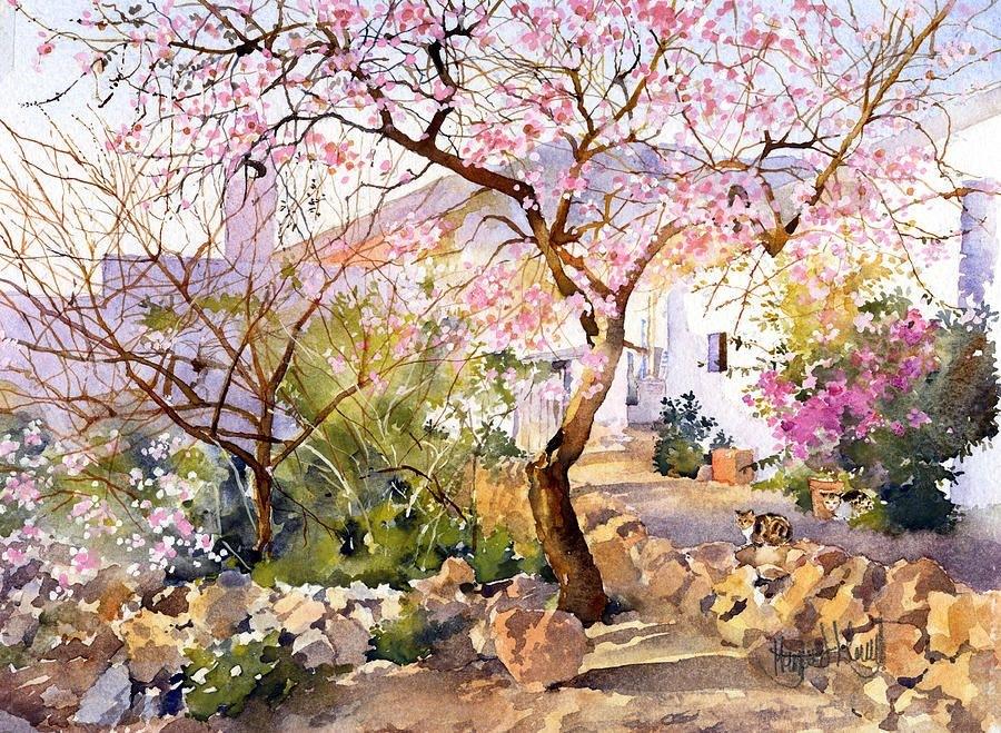 18-Цветение миндаля в Андалусии.jpg