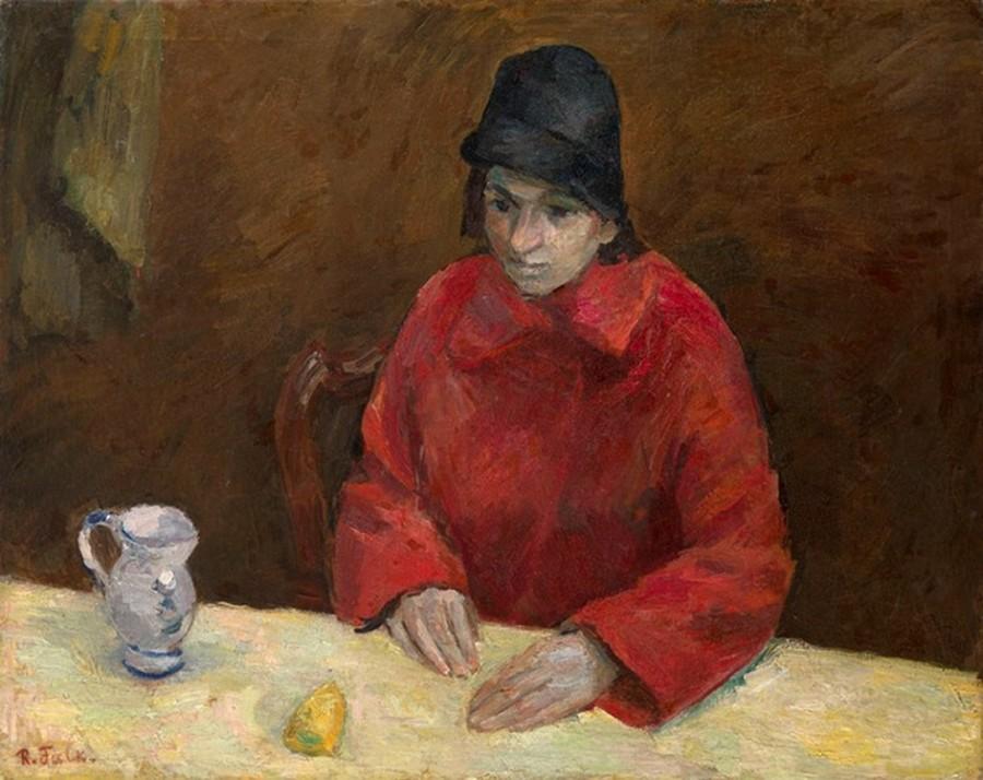 15-Женщина в красном - 1930.jpg
