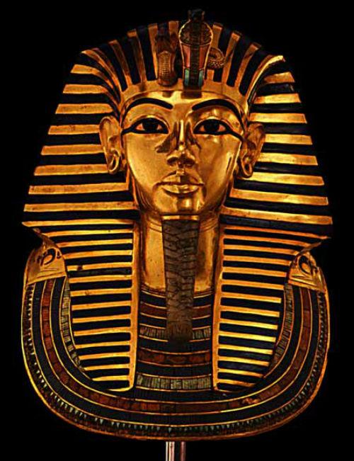 4-Погребальная маска Тутанхамона.jpg